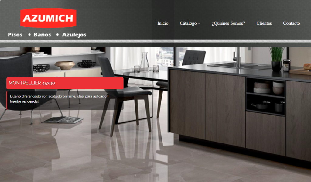 Diseño Azumich